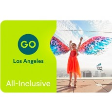 Go Card Los Angeles - 3 dias
