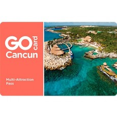 Go Card Cancun - 1 dia