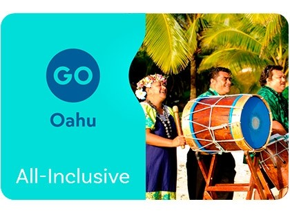 Go Oahu Card - 2 dias