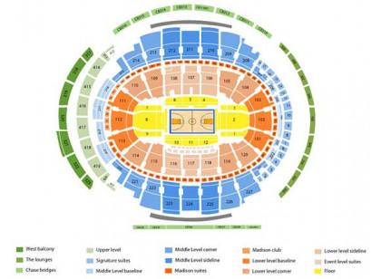 New York Knicks x New Orleans Pelicans